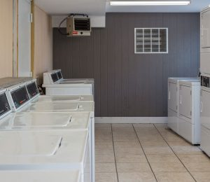Queens Manor Apartments Laundry Room