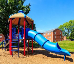 Queens Manor Apartments Playground