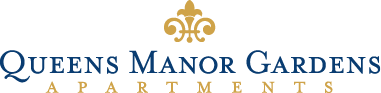 Queens Manor Gardens apartments logo